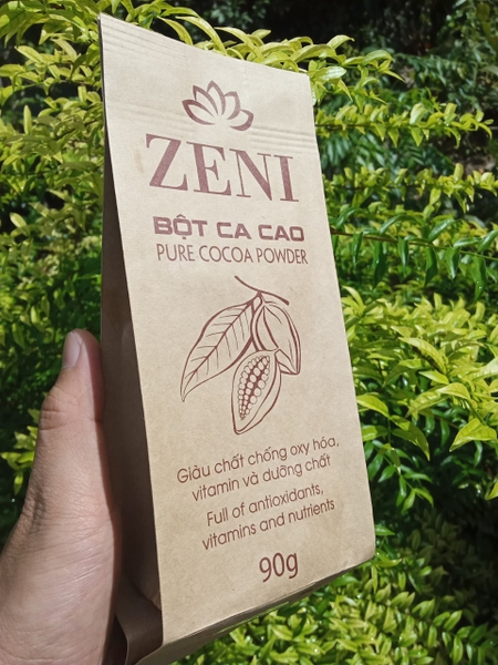 Bột Cacao Zeni - 90g