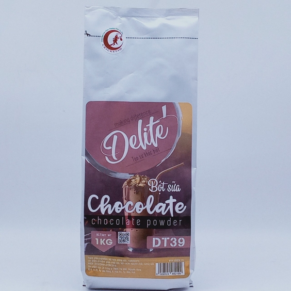 Bột Sữa Chocolate DT39 Delite - 1kg