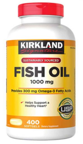 dau-ca-kirkland-signature-fish-oil-concentrate-with-omega-3-fatty-acids-400-vien