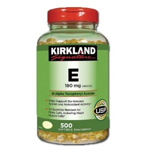 vitamin-e-180mg-kirkland