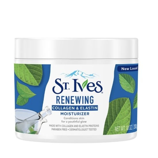 kem-duong-am-st-ives-renewing-collagen-elastin-moisturizer-283g