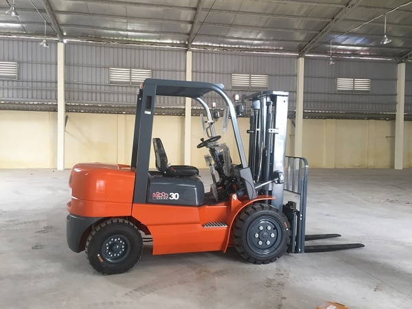 Diesel Heli Forklift - XINCHAI CHINA Engine