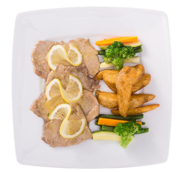 scaloppine-di-vitello-al-limone