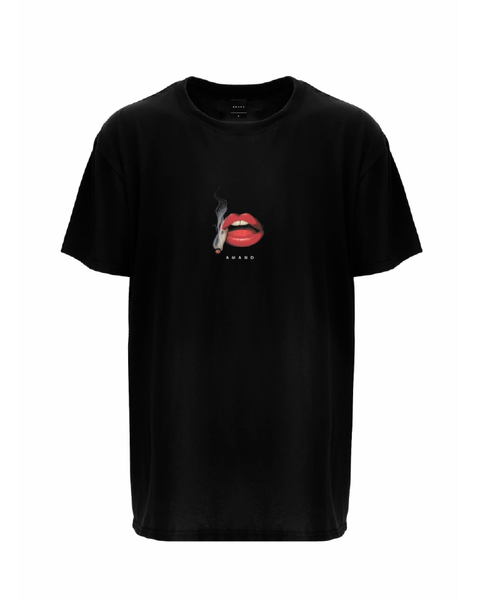 Amand Smooker Lip T-Shirt
