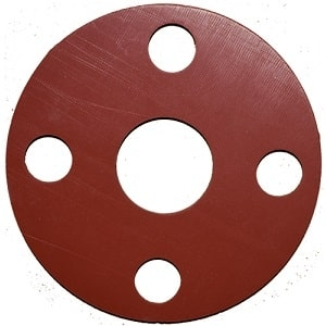 Red Silicone Gaskets