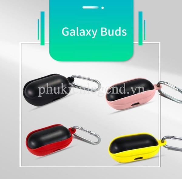 Ốp silicon case cho tai nghe Samsung Galaxy Buds