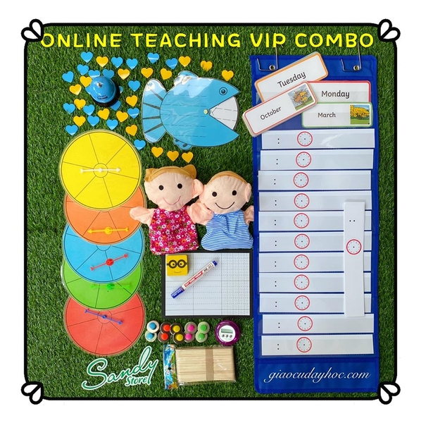 online-teaching-vip-combo