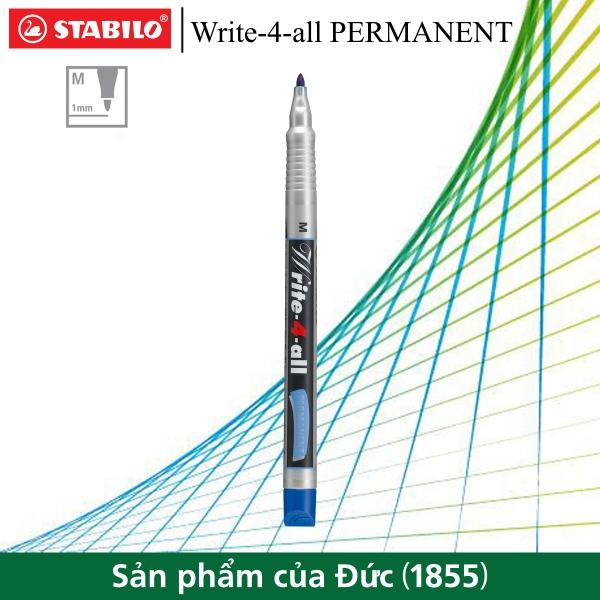 but-ky-thuat-stabilo-write-4-all-permanent-m-1-0mm-ap146m