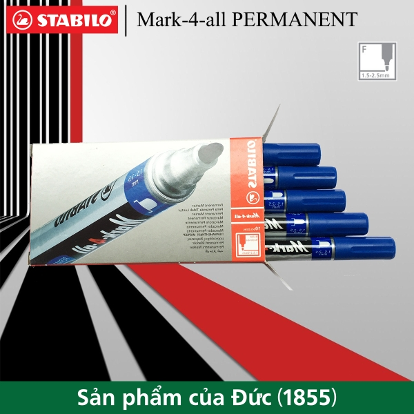 hop-10-bu-t-long-dau-dau-tron-stabilo-mark-4-all-permanent-mk651-10