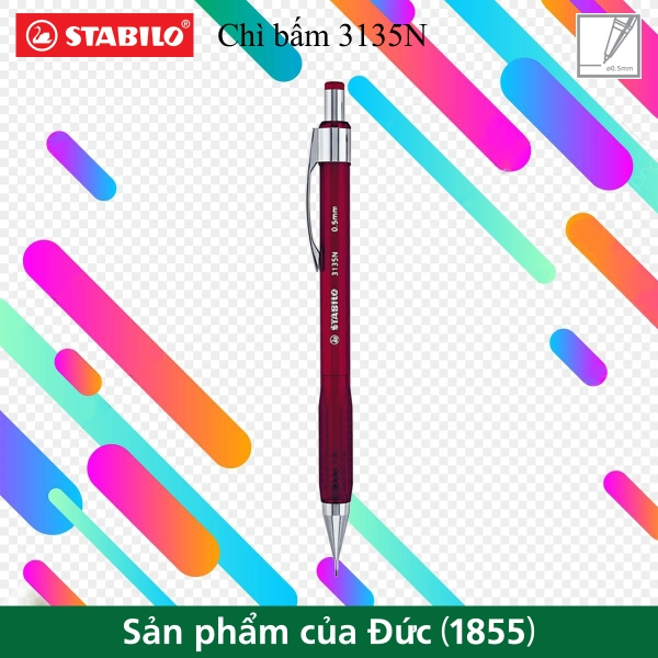 but-chi-bam-stabilo-3135n-0-5mm-mp3135