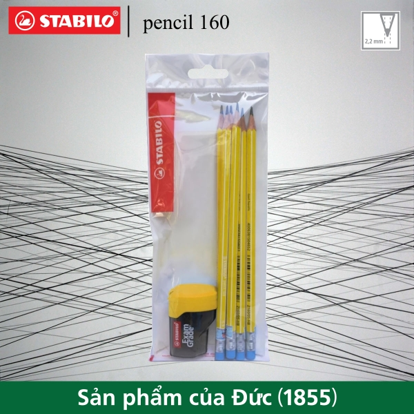 bo-6-cay-but-chi-go-stabilo-pencil-160-co-gom-soc-vang-chuot-examgrade-4538-pc21