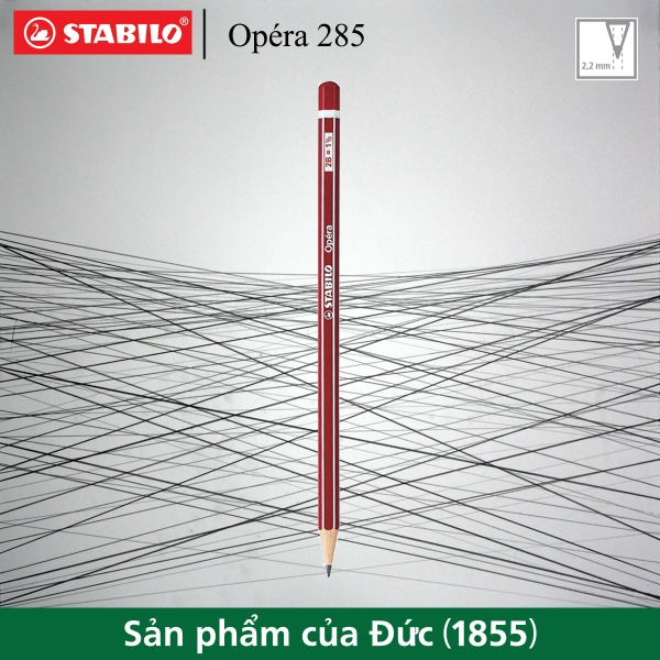but-chi-go-stabilo-opera-285-2b-than-do-soc-trang-pc285-2b