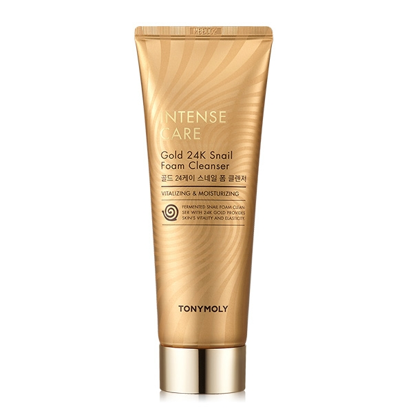 intense-care-gold-24k-snail-foam-cleanser