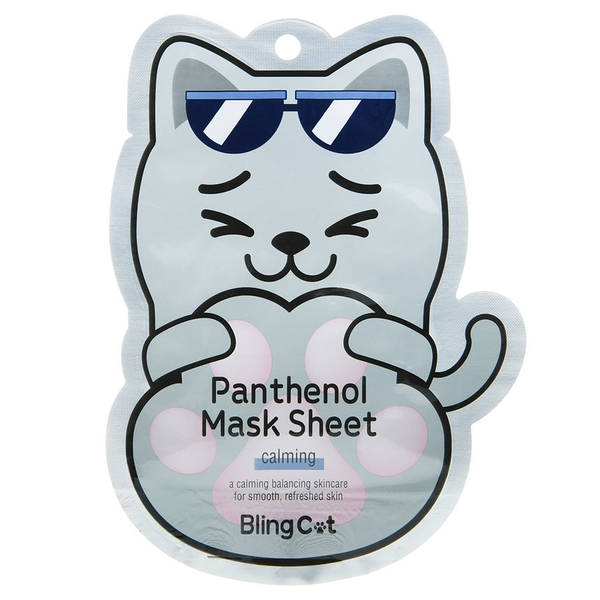 bling-cat-panthenol-mask-sheet-calming