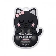 bling-cat-sheabutter-mask-sheet-nourishing