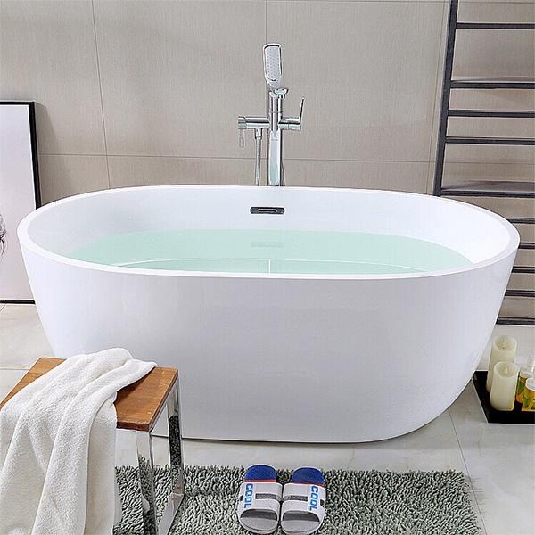 Bồn tắm nằm cao cấp MN-7058| Bồn tắm nằm nhập khẩu nguyên chiếc | MOONOAH