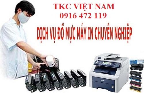 Đổ mực máy in tại nhà- Sửa chữa bảo dưỡng máy in tại nhà