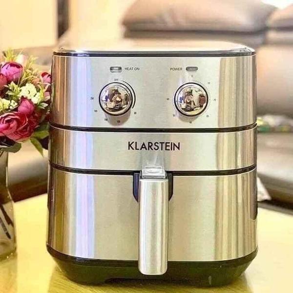 Nồi chiên không dầu Klarstein 5.4 Lít bản cơ | SHOP HA ANH GERMANY