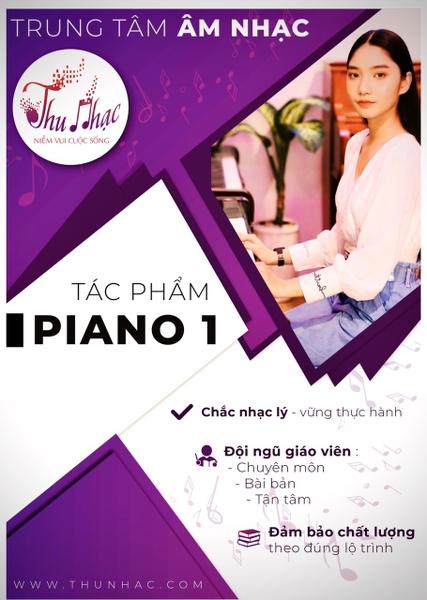 giáo trình tự học Piano hiệu quả tại nhà