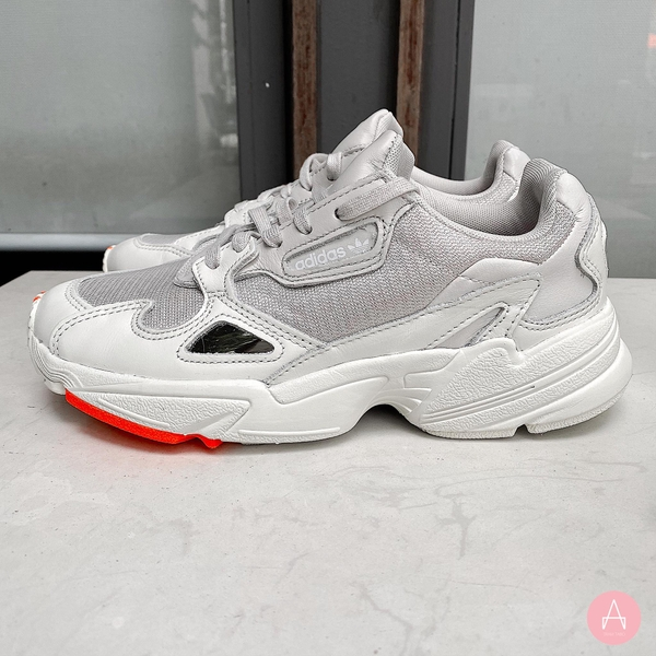 [EE5118] W ADIDAS FALCON CREAM ORANGE