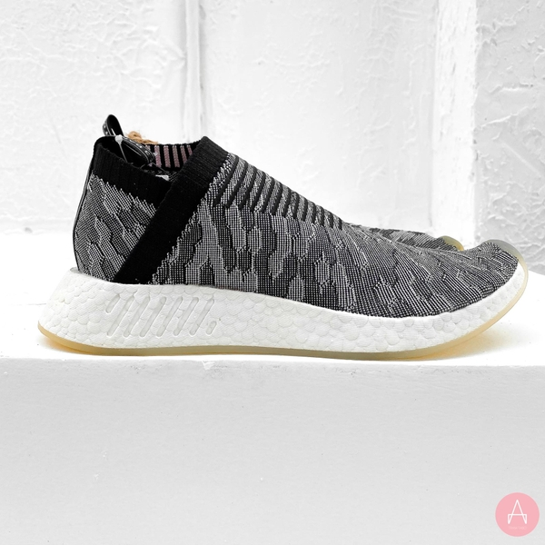 [BY9312] W ADIDAS NMD R2 CITY SOCK PINK