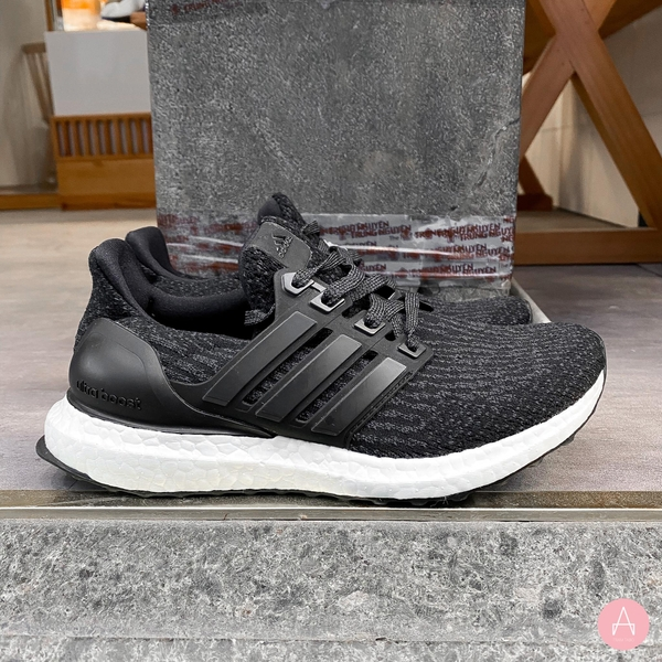 [BB6166] M ADIDAS ULTRABOOST 4.0 BLACK