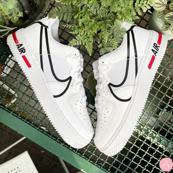[CD4366-100] M NIKE AIR FORCE 1 REACT