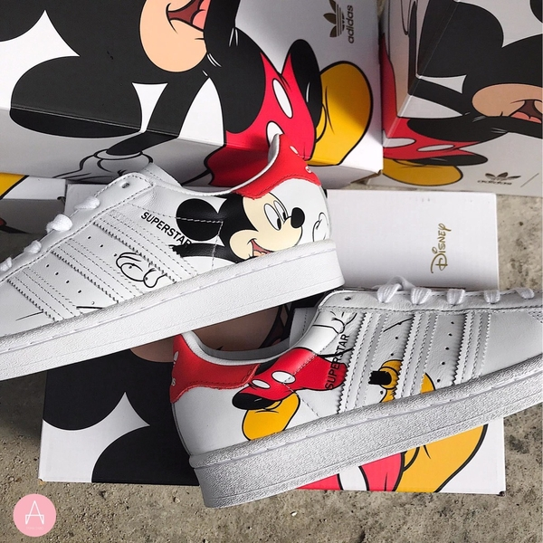 [FW2901] M ADIDAS SUPERSTAR X DISNEY