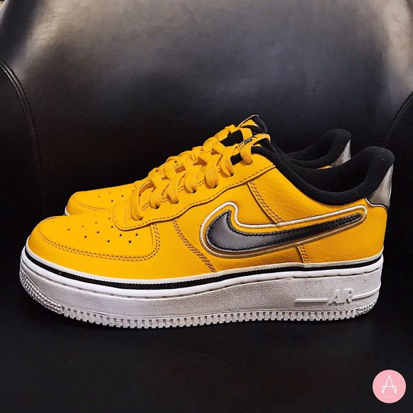[BV1168-700] M NIKE AIR FORCE 1 X NBA