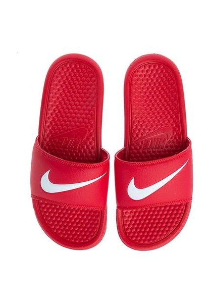 [312618-610] M NIKE BENASSI ALL RED