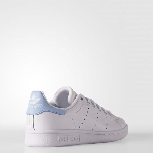 [BA7673] W ADIDAS STAN SMITH MINT WHITE SKY BLUE