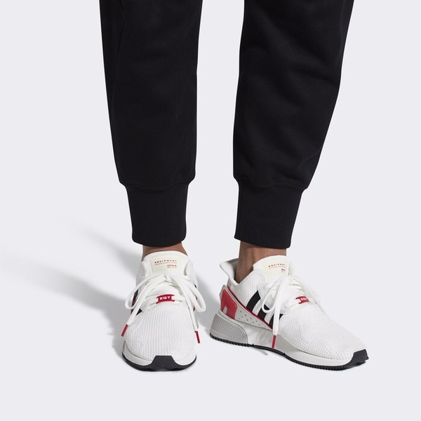 [AC8774] M ADIDAS EQT ADV CUSHION '' WHITE RED ''