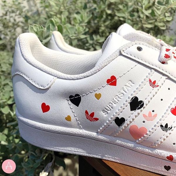 [FV3289] M ADIDAS SUPERSTAR 'VALENTINE'S DAY' 2020