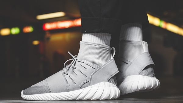 [BY8701] M ADIDAS TUBULAR DOOM WINTER GREY