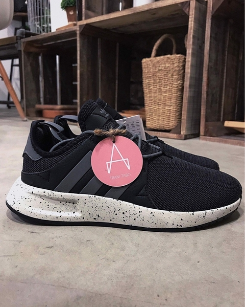 [BY9254] ADIDAS X_PLR BLACK GREY