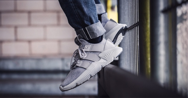 [B37182] M ADIDAS PROPHERE LIGHT GREY