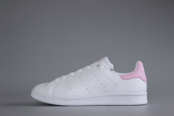 [BA9946] W ADIDAS STAN SMITH PINK WHITE