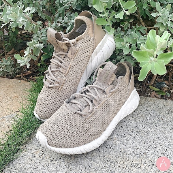 [BY3562] M ADIDAS TUBULAR DOOM SOCK TAN