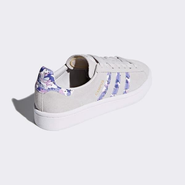 [B38005] K ADIDAS CAMPUS VIOLET PURPLE
