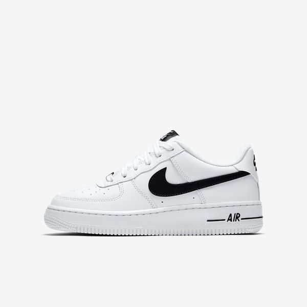 [CT7724-100] K NIKE AIR FORCE 1 '07 AN20 WHITE BLACK