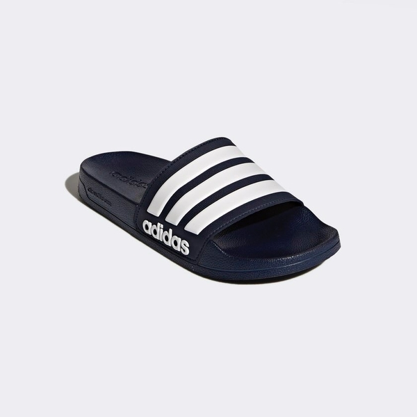 [AQ1703] M ADIDAS ADILETTE CLOUDFOAM SHOWER NAVY