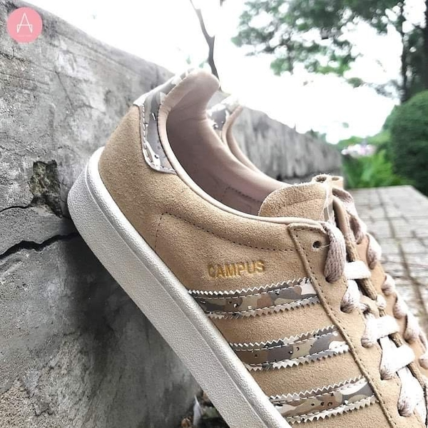 [B38004] K ADIDAS CAMPUS CROWN MARK