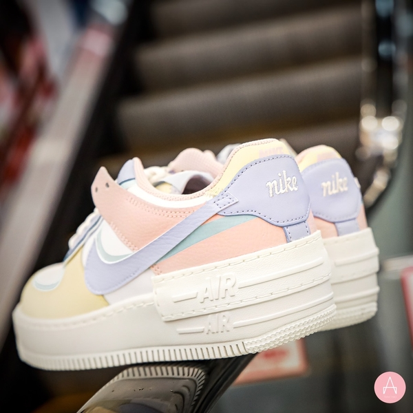 [CI0919-106] W NIKE AIR FORCE 1 SHADOW MACAROON CANDY