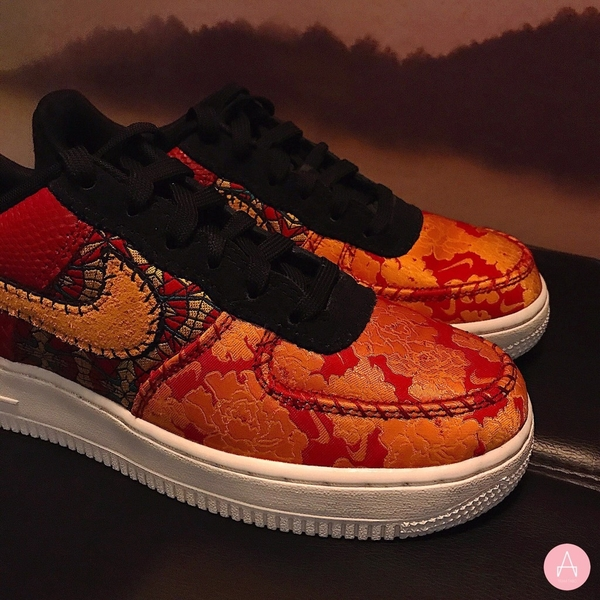 [AV5167-600] K NIKE AIR FORCE 1 PRM