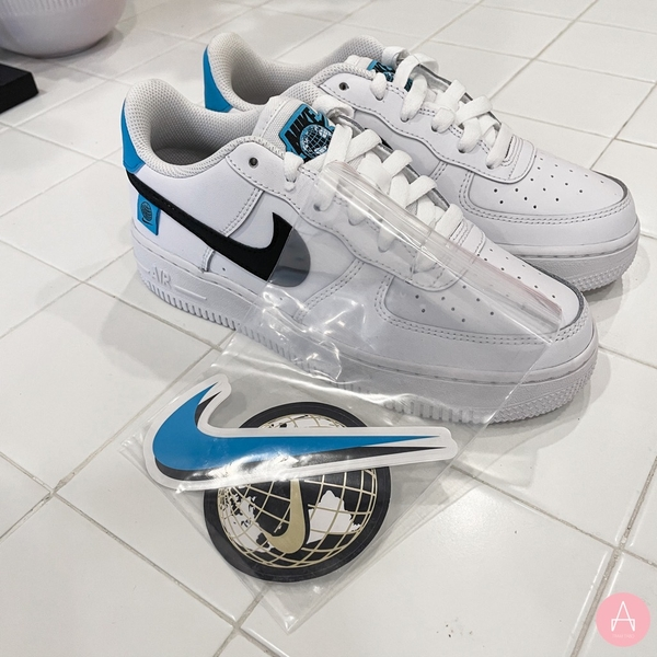 [CN8533-100] K NIKE AIR FORCE 1 LOW WORLDWIDE