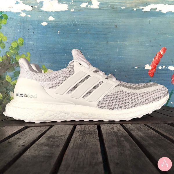 [BB3928] M ADIDAS ULTRABOOST 2.0 WHITE REFLECTIVE