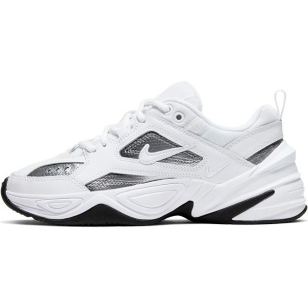 [CJ9583-100] W NIKE M2K ESSENTIAL WHITE METALLIC SILVER