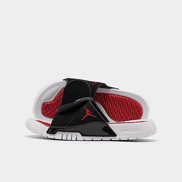 [AJ0022-006] K AIR JORDAN HYDRO 11 RETRO BLACK GREY RED