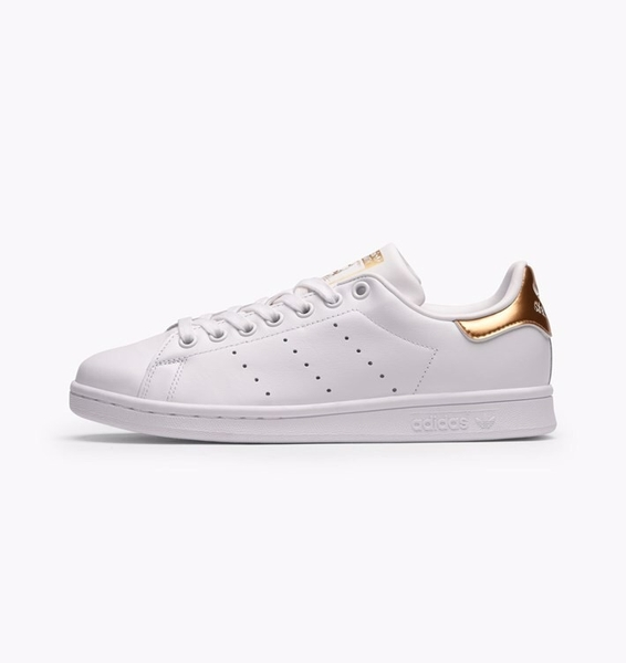 [BB5155] W ADIDAS STAN SMITH ROSE WHITE