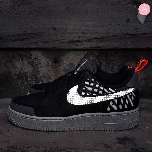 [BQ4421-002] M NIKE AIR FORCE 1 LOW UNDER CONSTRUCTION BLACK